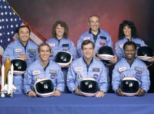 NASA crew